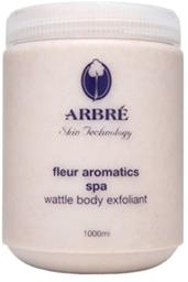arbre-fleur-aromatics-wattle-body-exfoliant