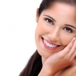 Clay facial + bioptron light = beautiful, smooth skin - image